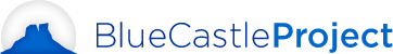 Blue Castle Project Logo